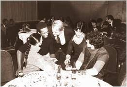 Neske mit Mitgliedern des Stuttgarter Balletts