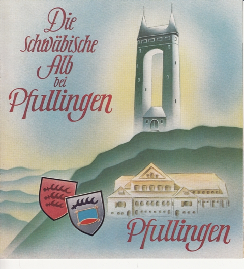 Pfullinger Broschüre 1954