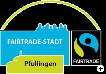 Logo Fairtrade Pfullingen