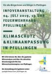 Prima Klima Einladungsplakat 4.7.19