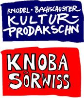 Logos von KULTURPRODAKSCHN und KNOBA SÖRWISS