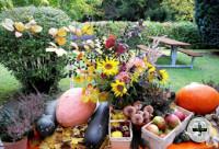 Herbst/Erntedanktisch