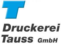 Logo der Druckerei Tauss