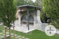 Sprechgitter im ehemaligen Klarissenkloster