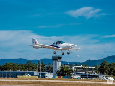 Überflug EDSB