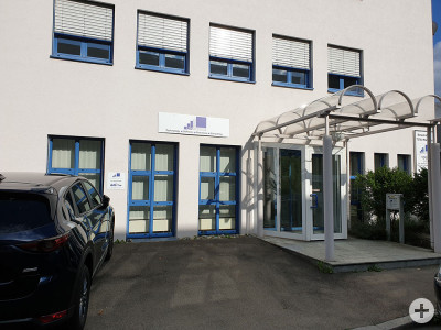 Ansicht Firmengebäude 24Commerce GmbH