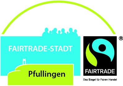 Logo Fairtrade-Stadt Pfullingen