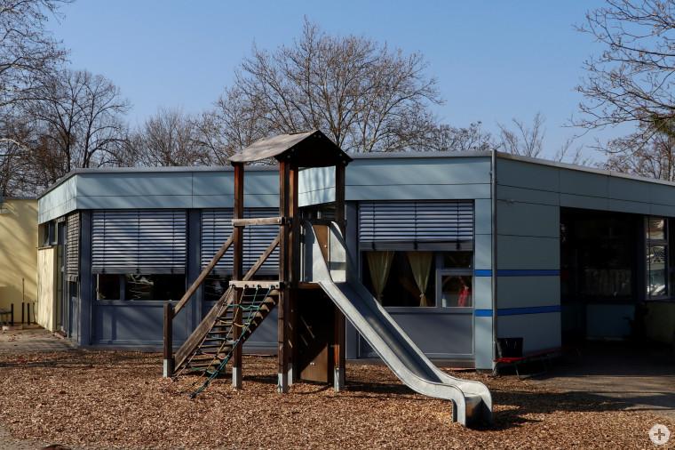 Kindergarten Ahlsteige - Bild: Kontrast plus