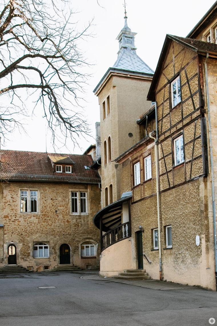 Kindergarten Schloss - Bild: Kontrast plus