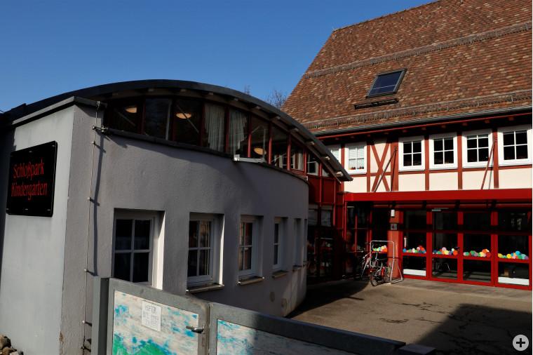 Kindergarten Schlosspark - Bild: Kontrast plus