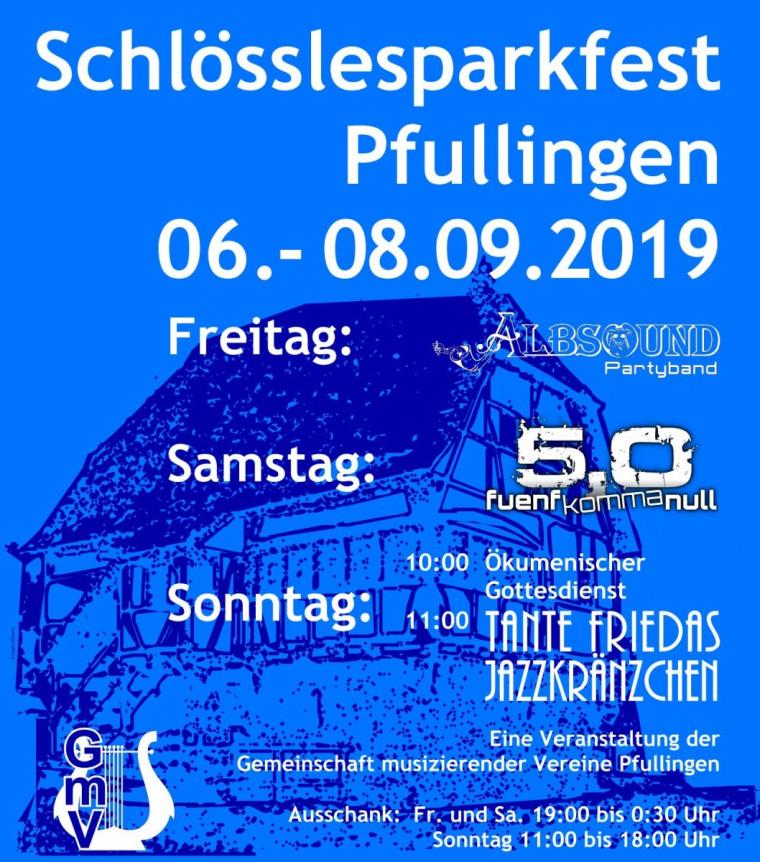 Schlösslesparkfest 2019