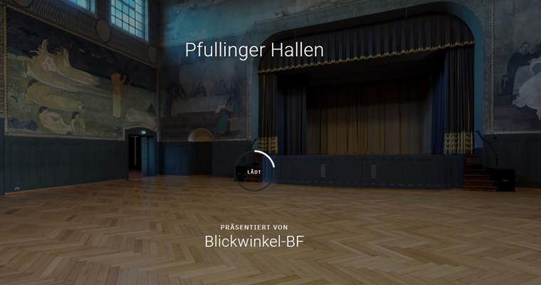 Link zu Virtuellem Rundgang Pfullinger Hallen
